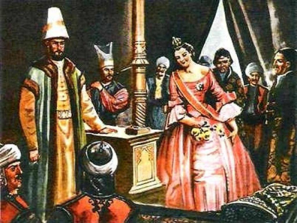 Baltacı Mehmet Paşa ve Katerina