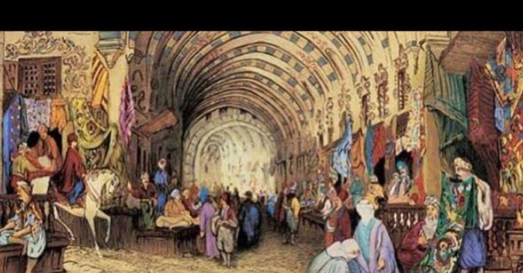 Osmanlıda Ticaret
