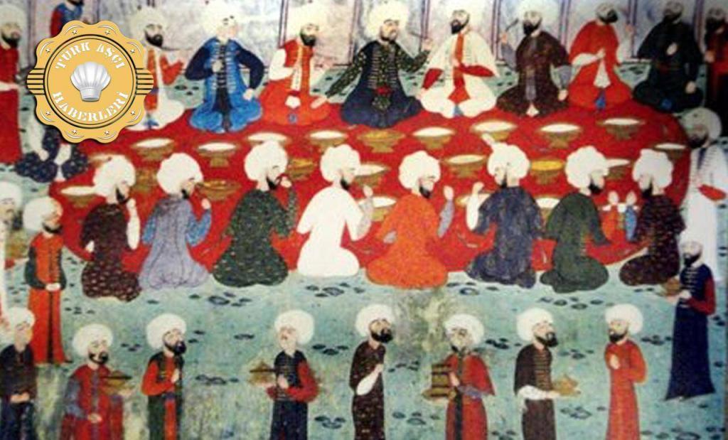 osmanlı iftar sofrası