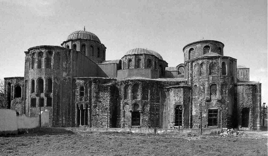 Pantokrator kilisesi