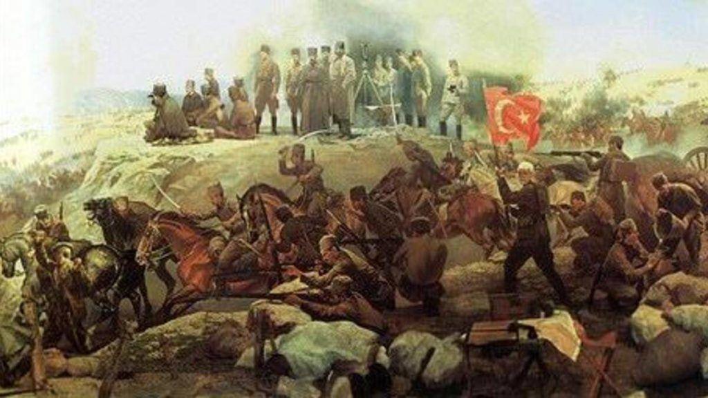 sakarya meydan savaşı