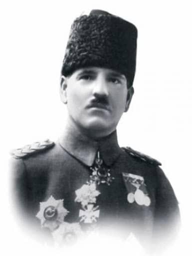 Ali Fuat Paşa