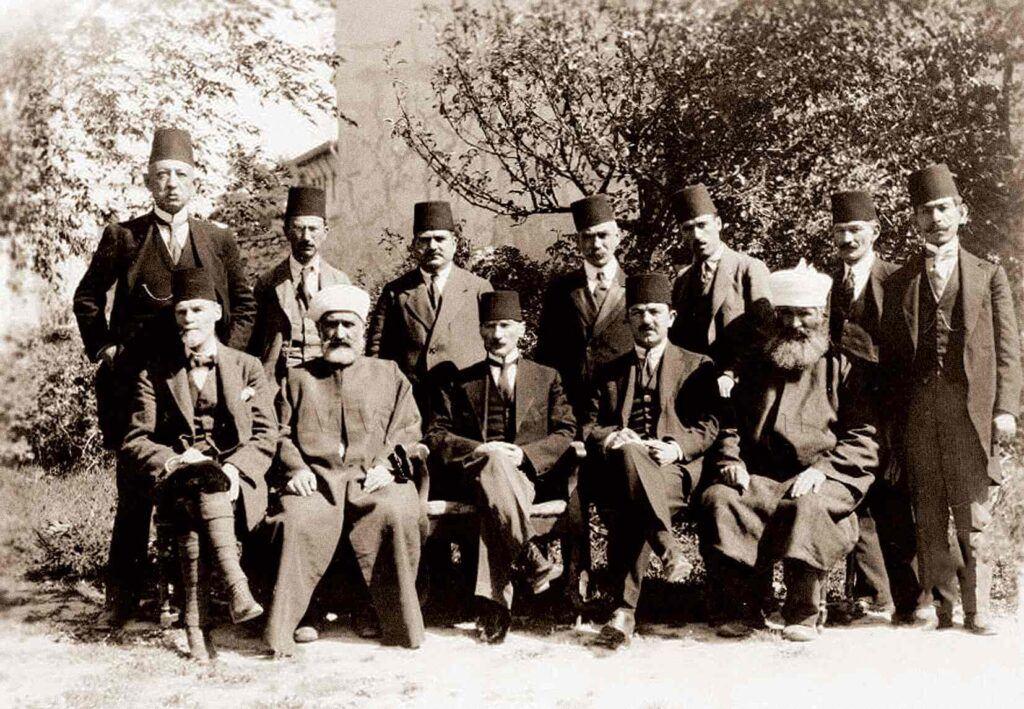 Mustafa Kemal Havzada