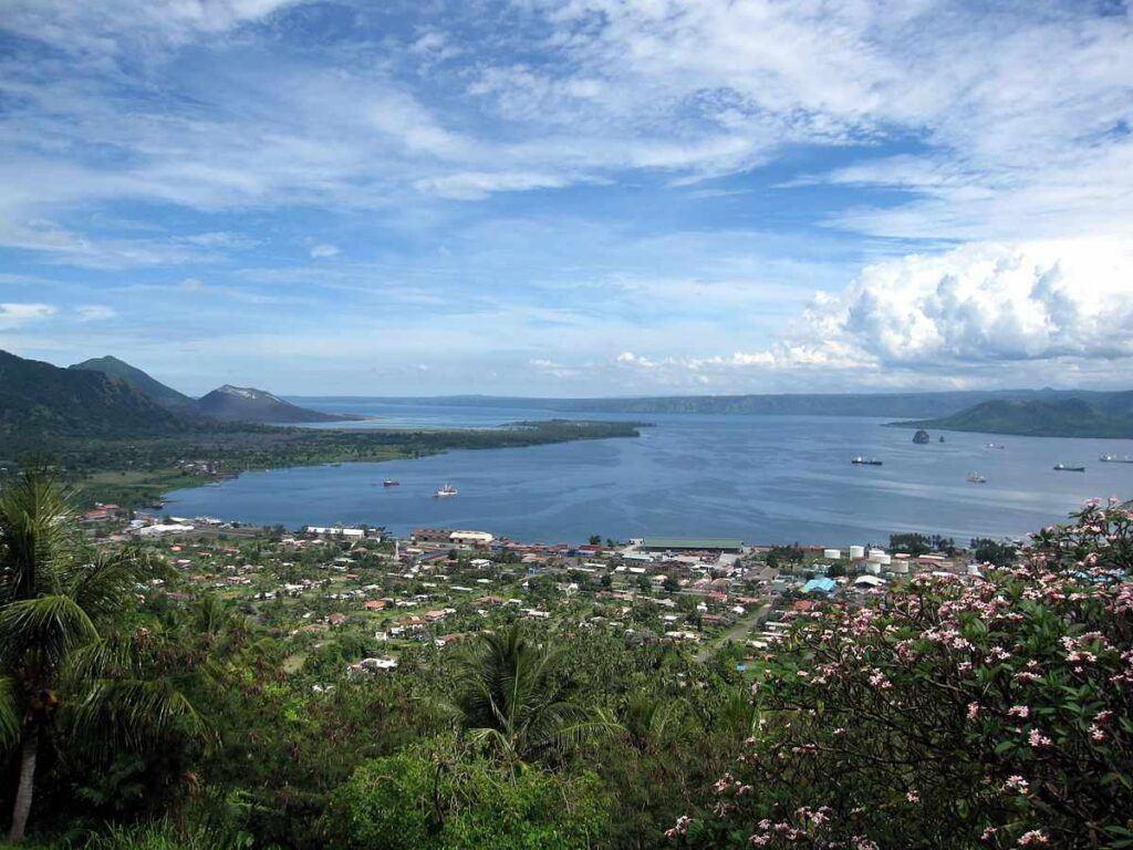 Papua Yeni Gine Şehirleri