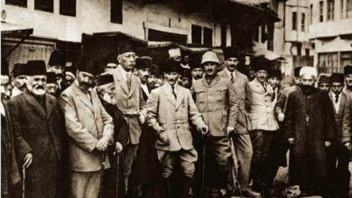 Photo of Amasya Görüşmeleri ve Tutanakları