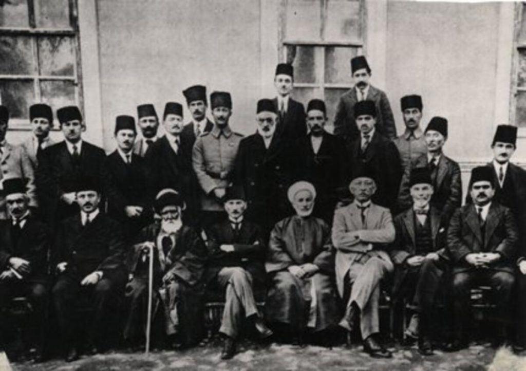 sivas kongresi 4 eylül 1919