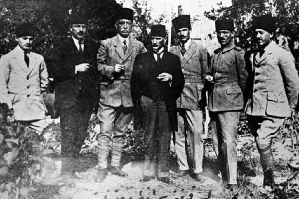 Sivas kongresi başlangıcı
