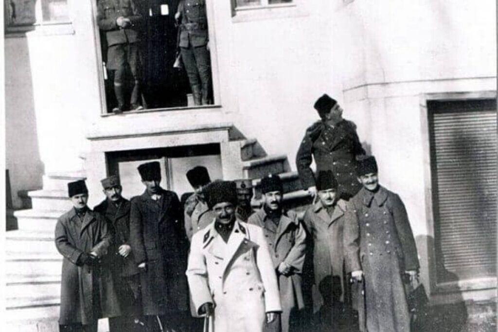 Akşehir batı cephesi