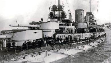 Photo of Goeben ve Breslau Gemileri Osmanlı Karasularında