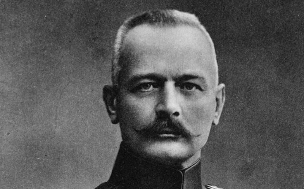 Liman von Sanders Alman General
