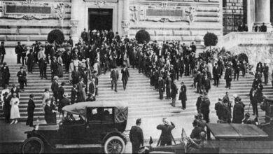 Photo of Lozan Barış Antlaşması 97. Yılında