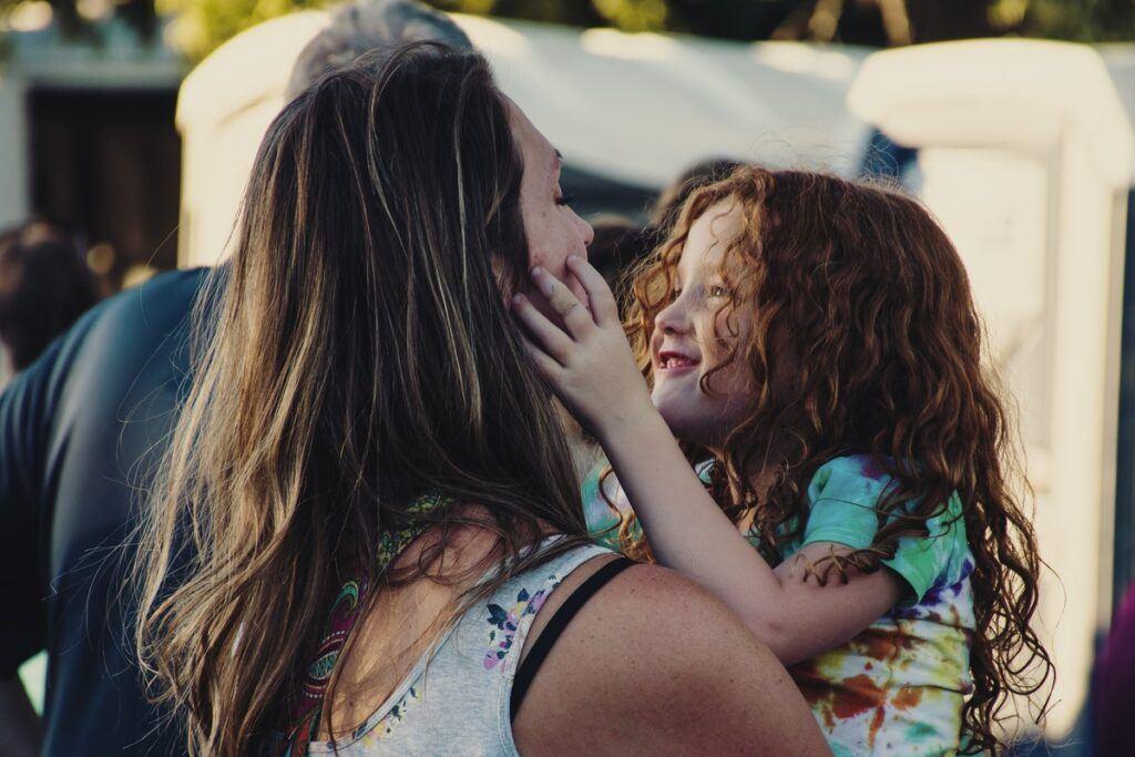 çocukların anneye ihtiyacı