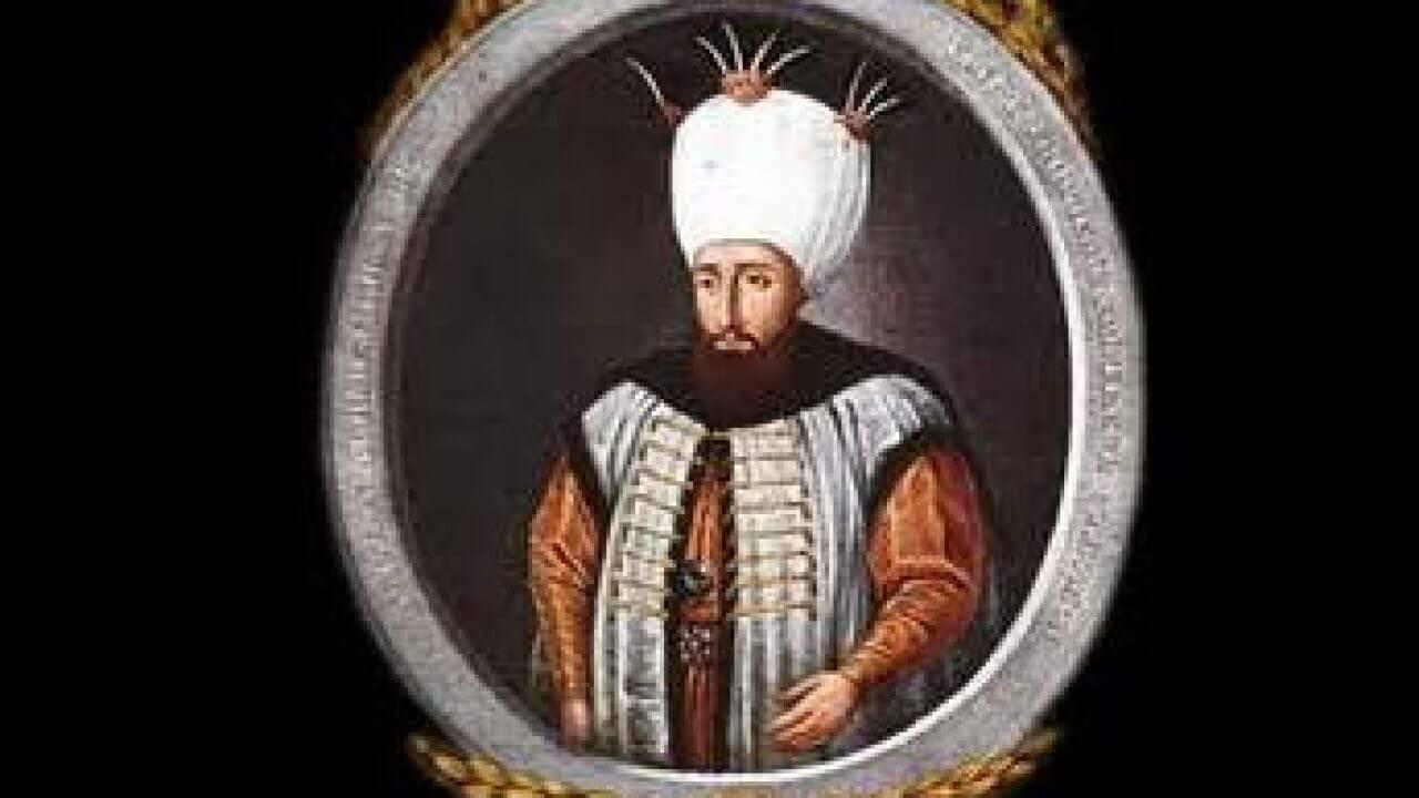 padişah 3. Ahmet