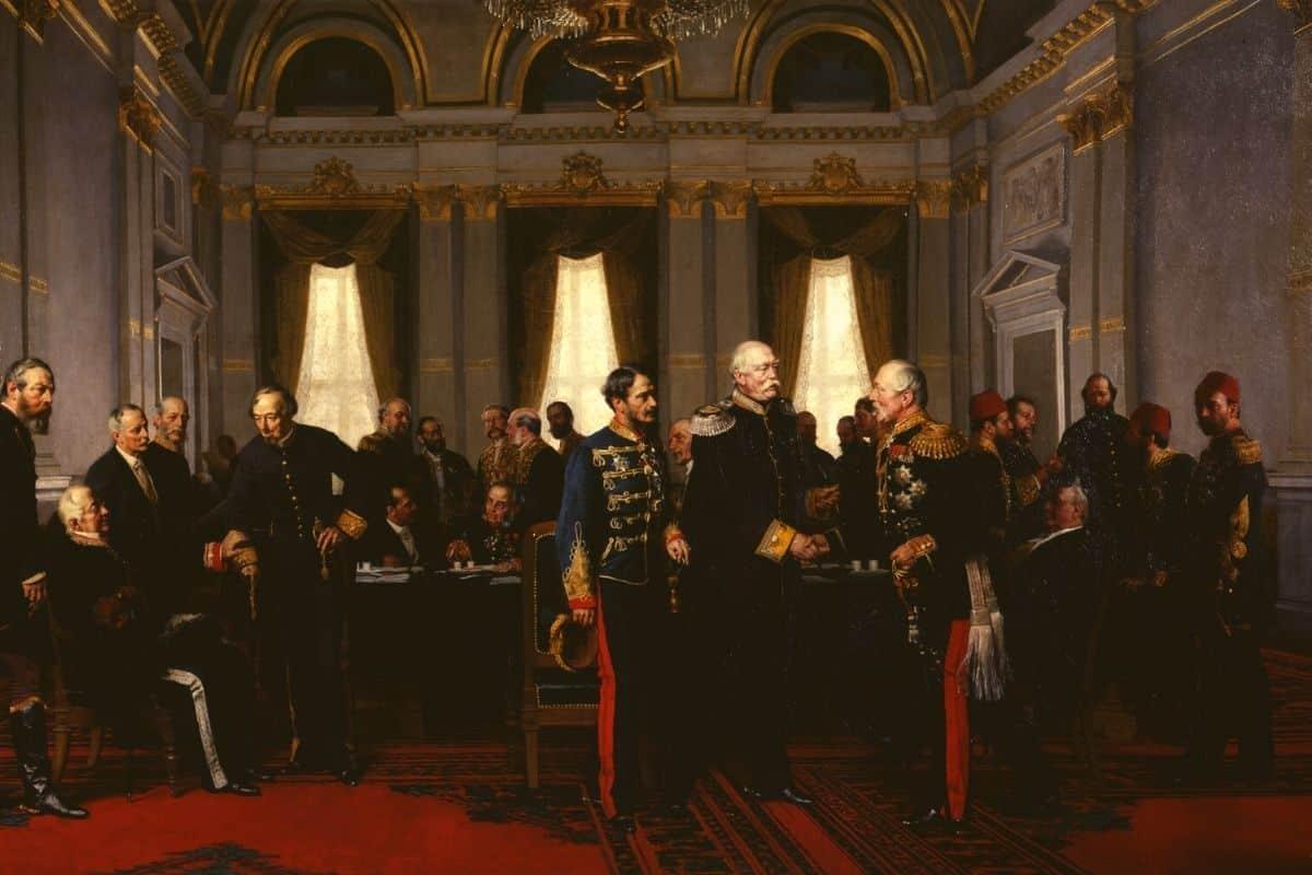 berlin kongresi toplantısı