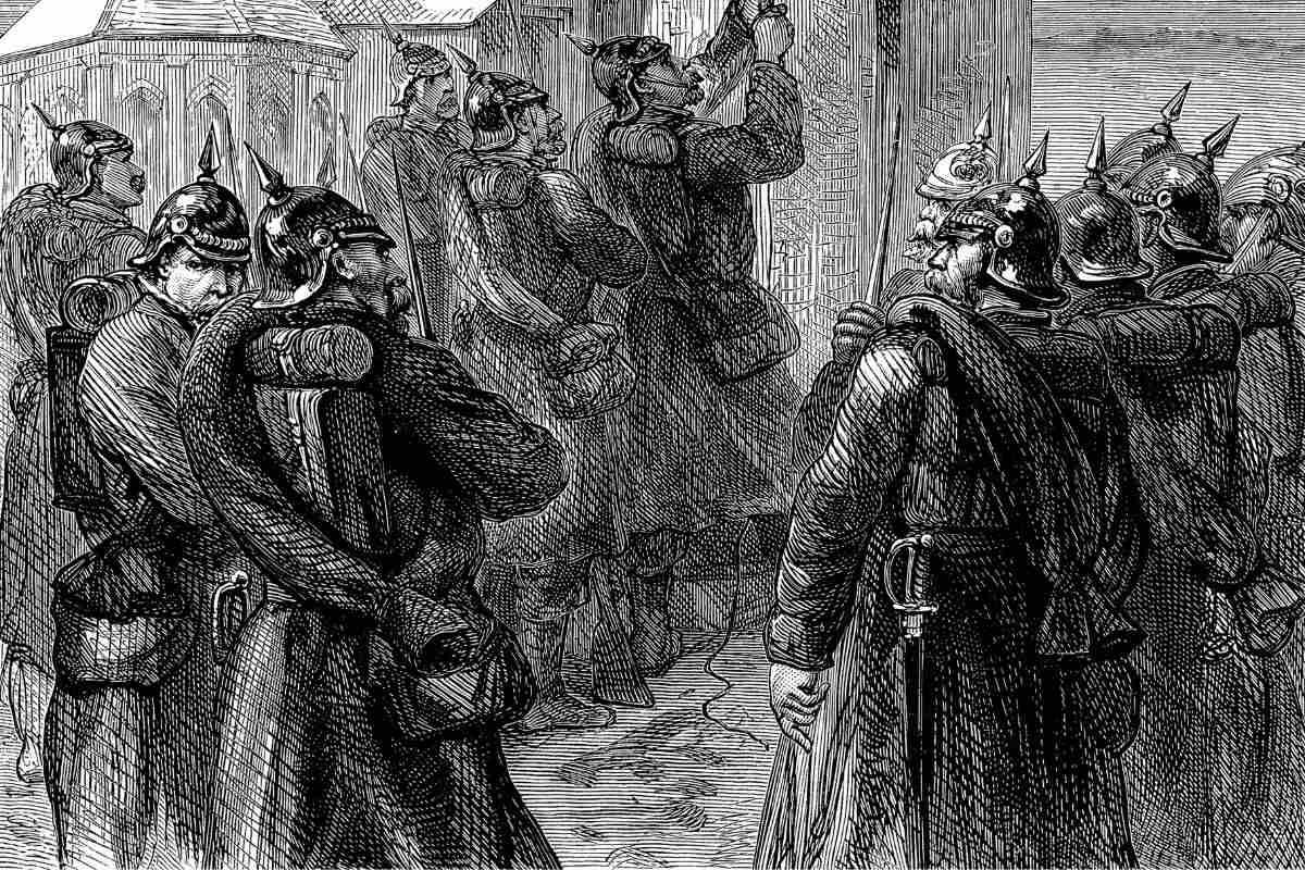 prusya krallığı ve paris antlaşması