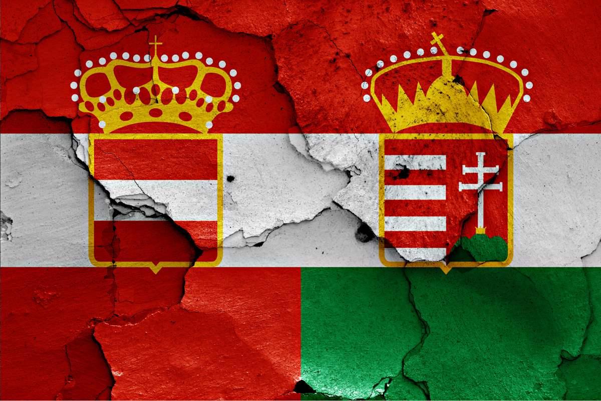 avusturya macaristan bayrağı