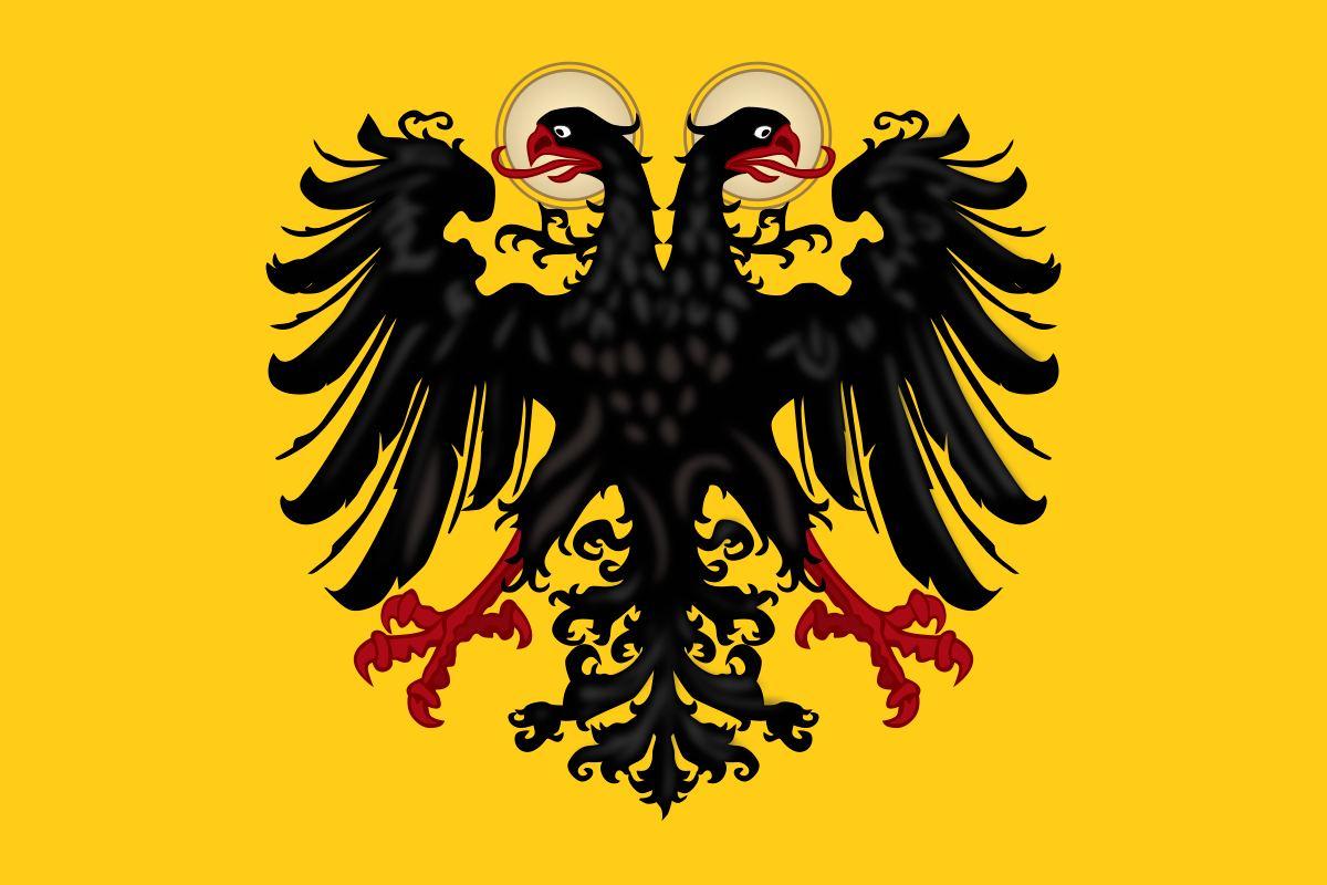 kutsal roma germen bayrağı