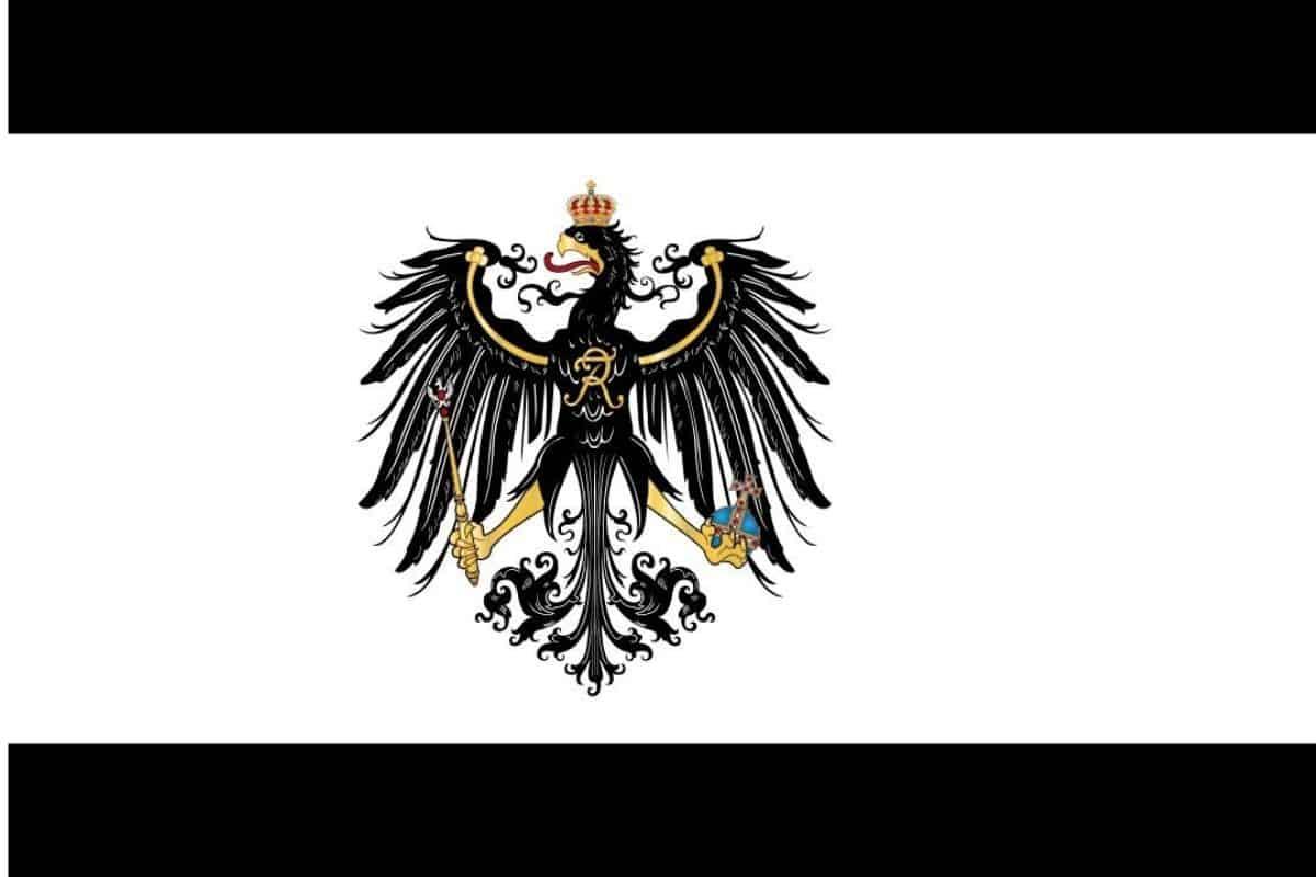 prusya bayrağı