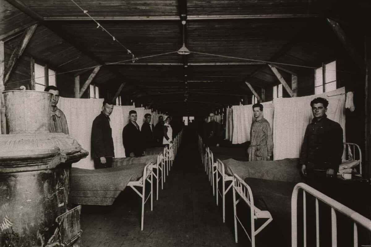 ordu hastanesinde grip koğuşu