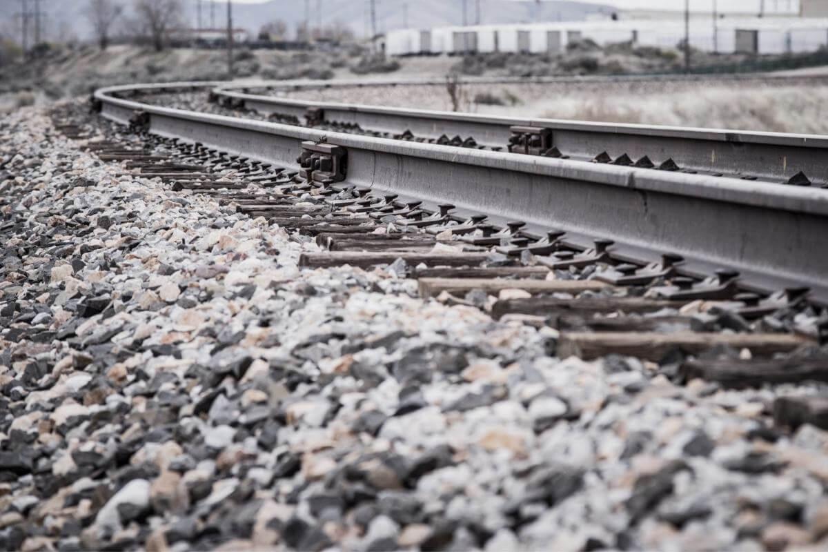 bağdat tren yolu hattı