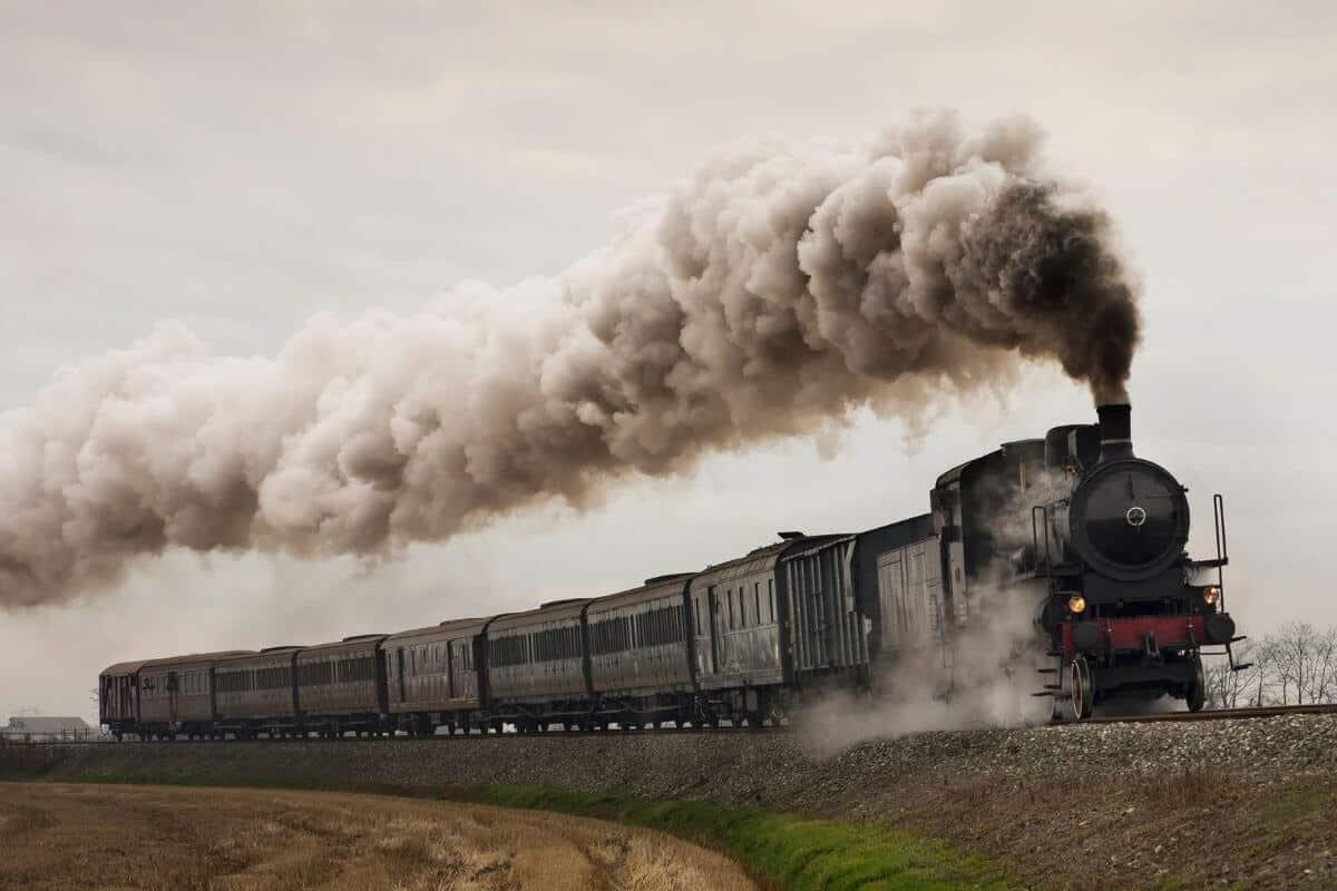tren kaçırma