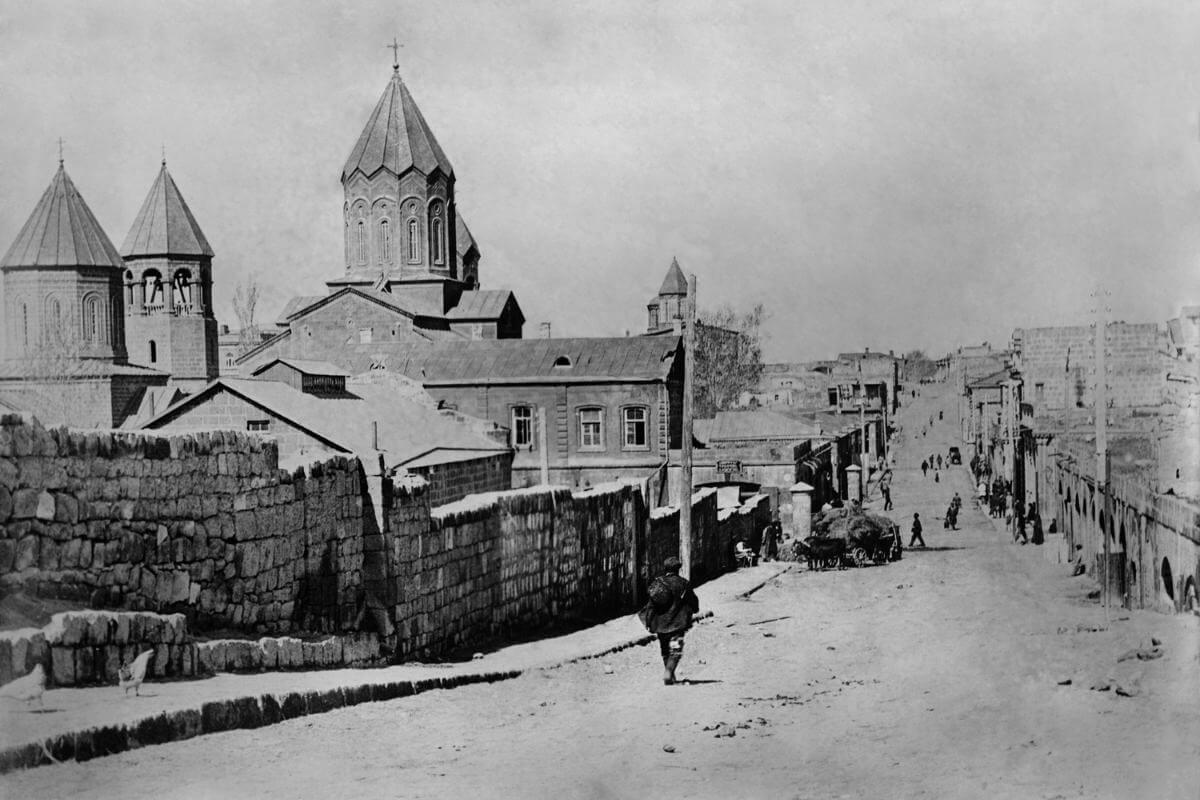 1922 gümrü şehri