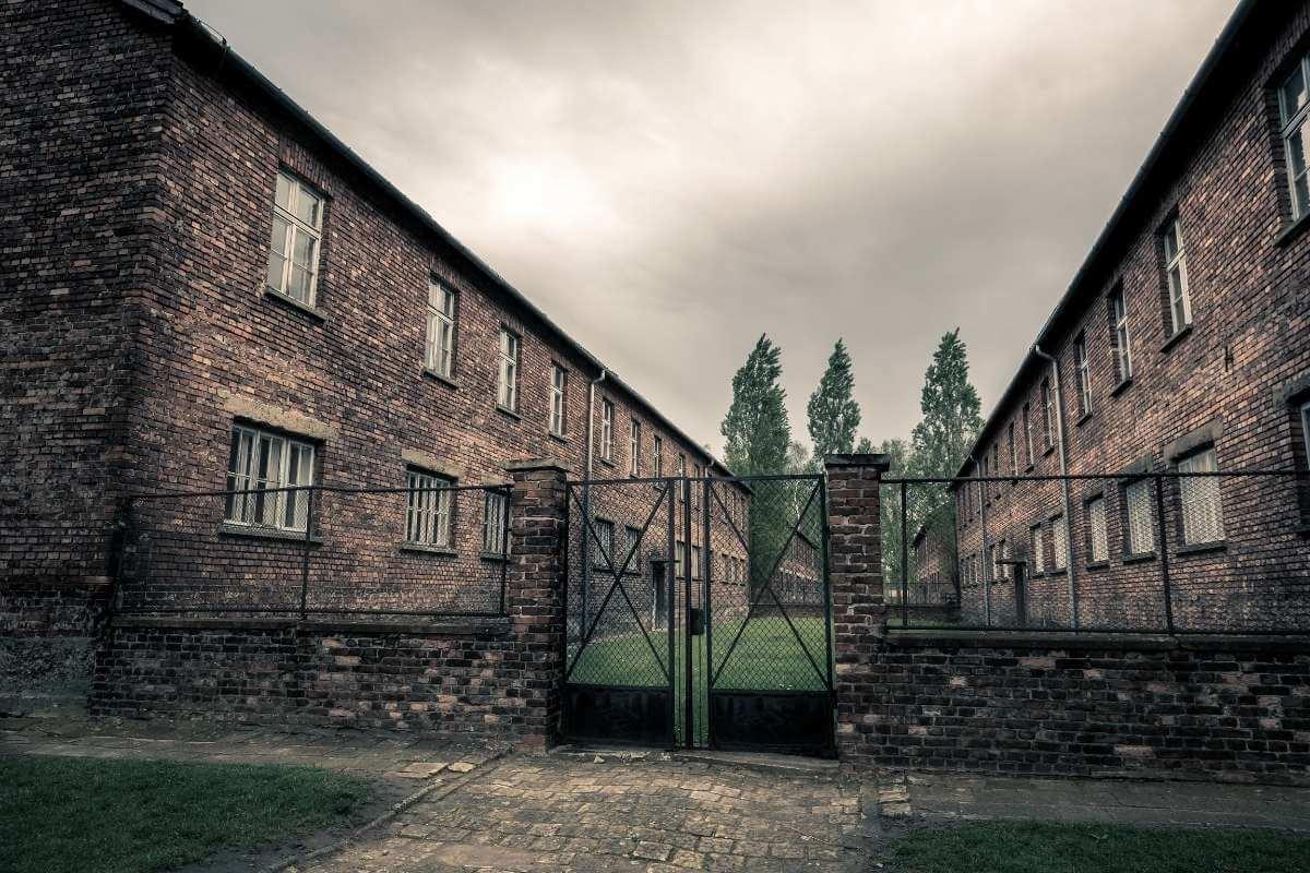 auschwitz hapishanesi birkenau polonya