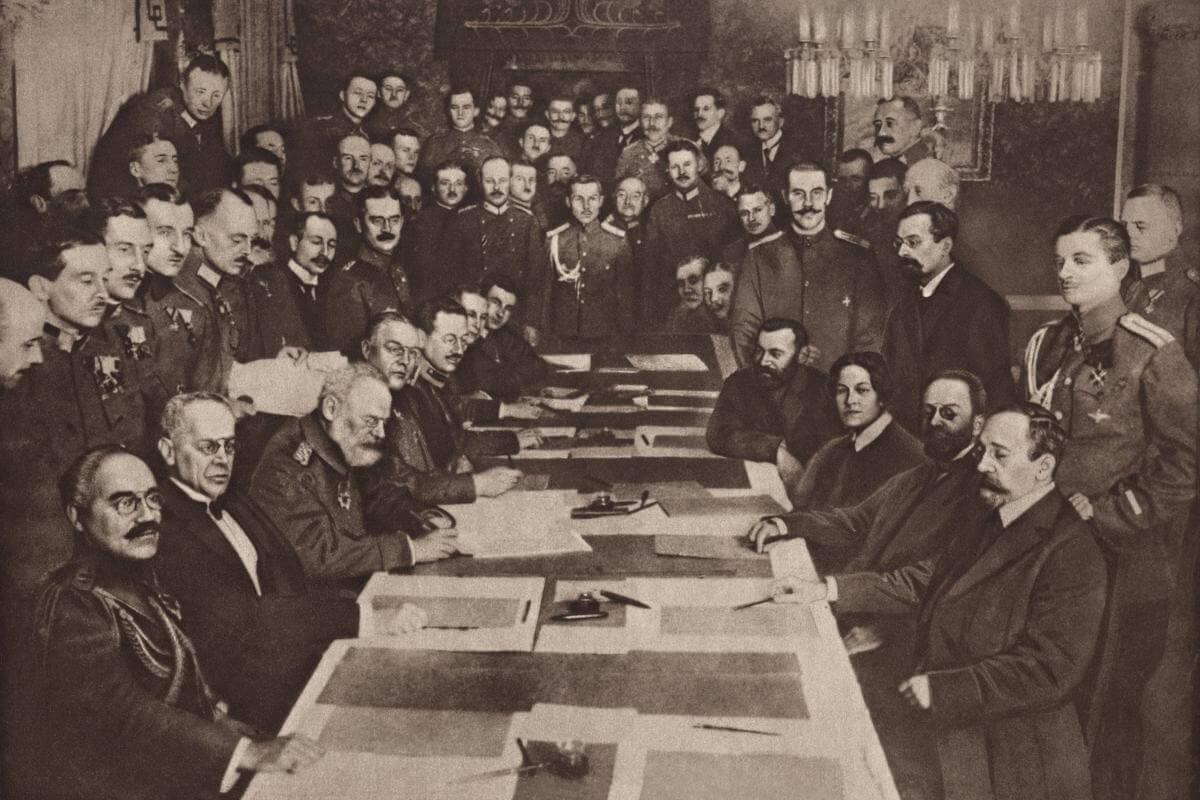 bolşevik hükümeti