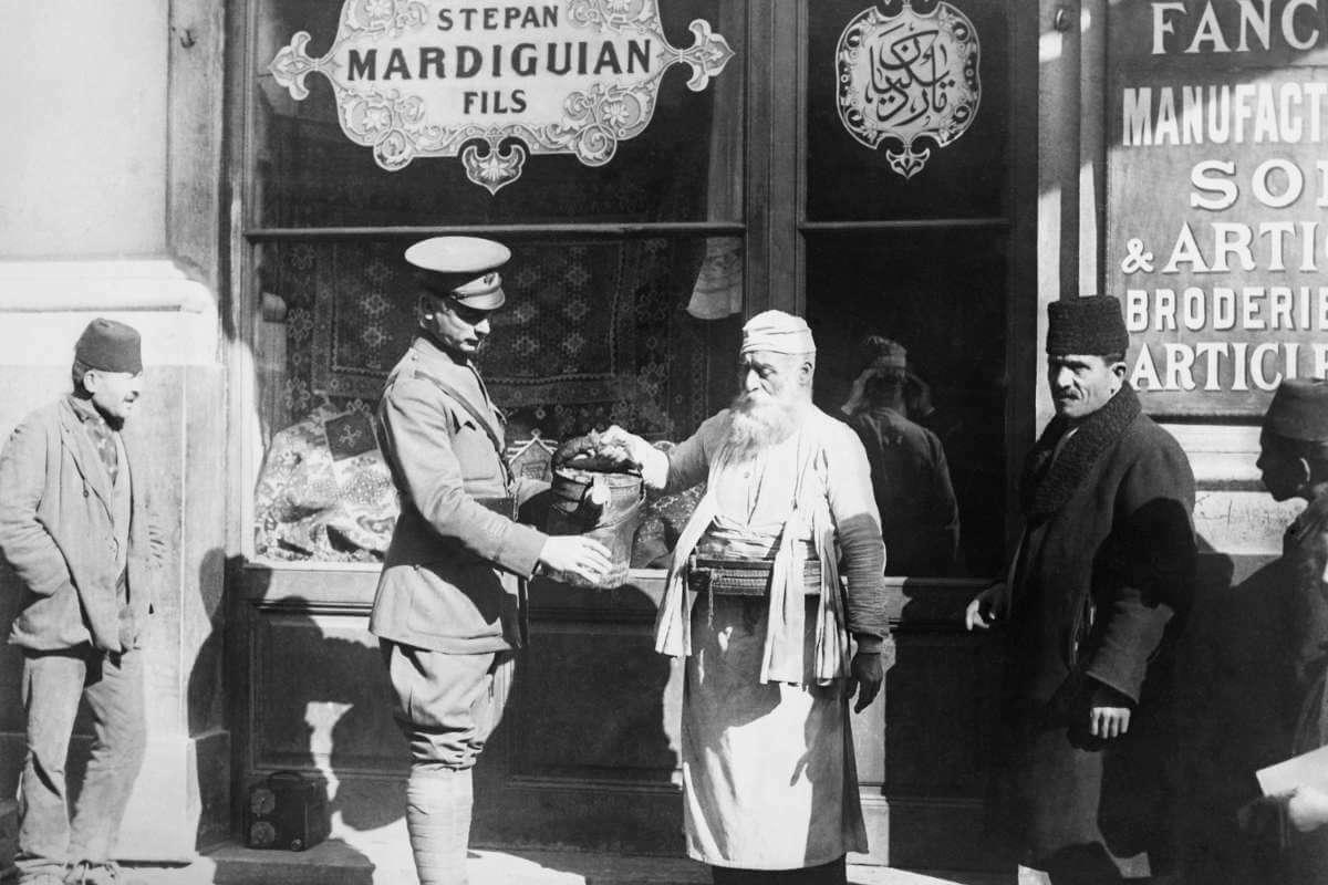 birinci dünya savaşında müttefik işgal kuvvetleri