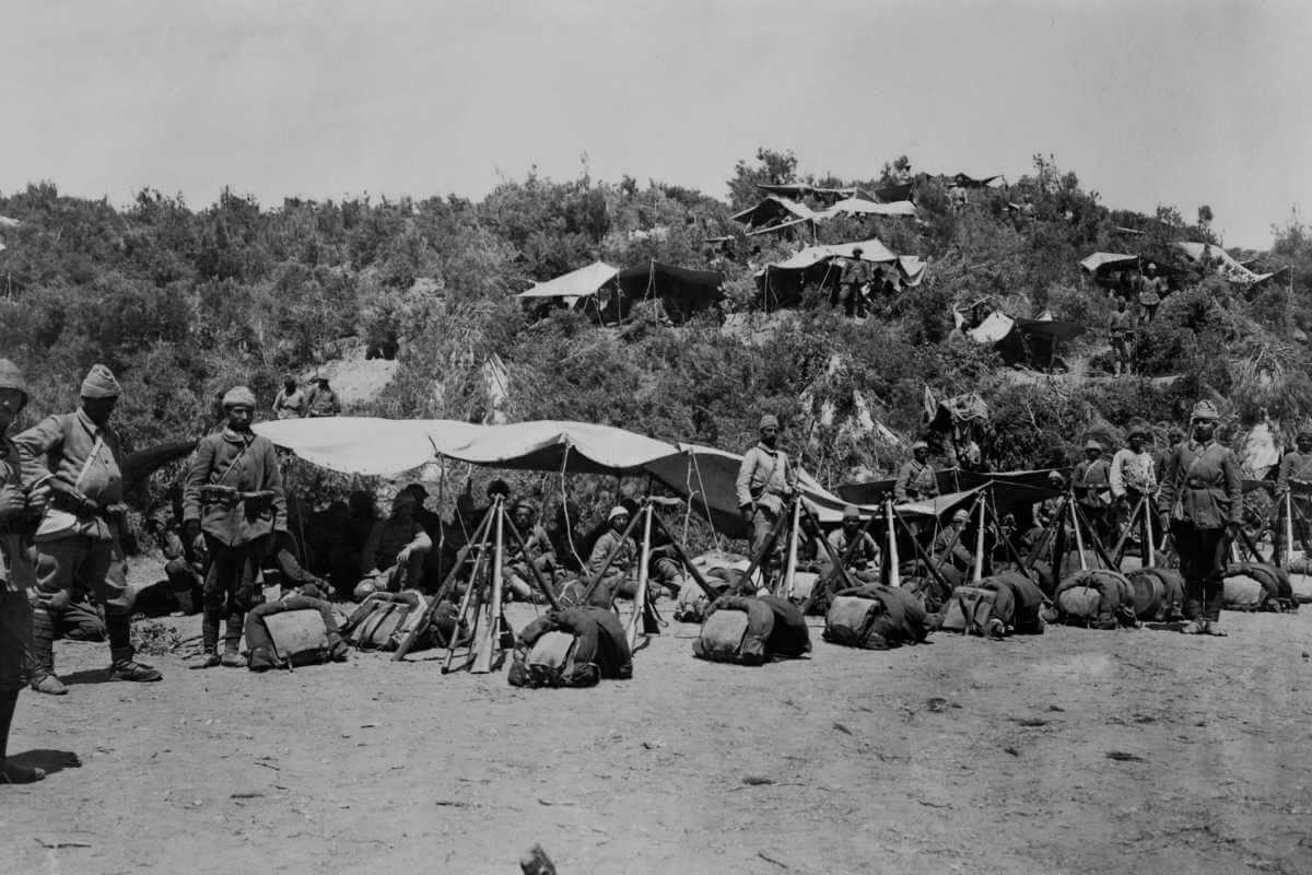türk ordusu dinleniyor
