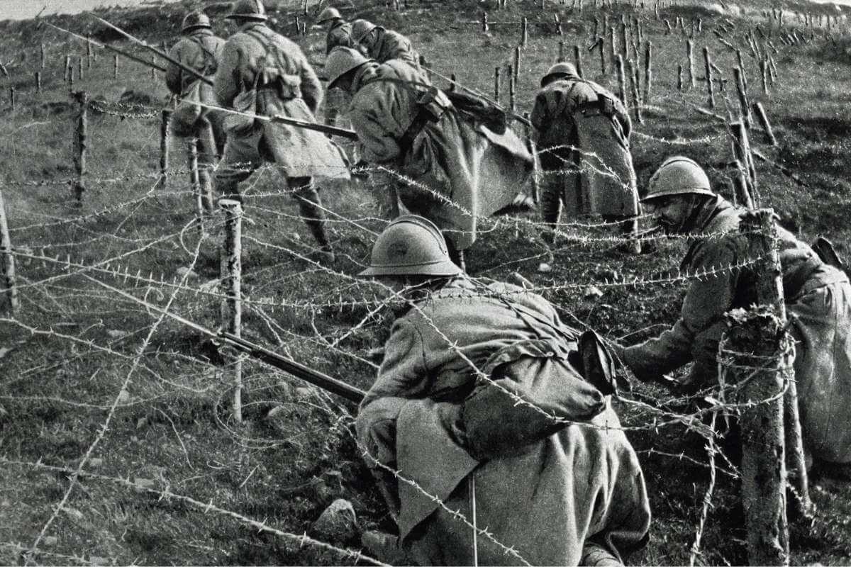 yunan askeri savaşta