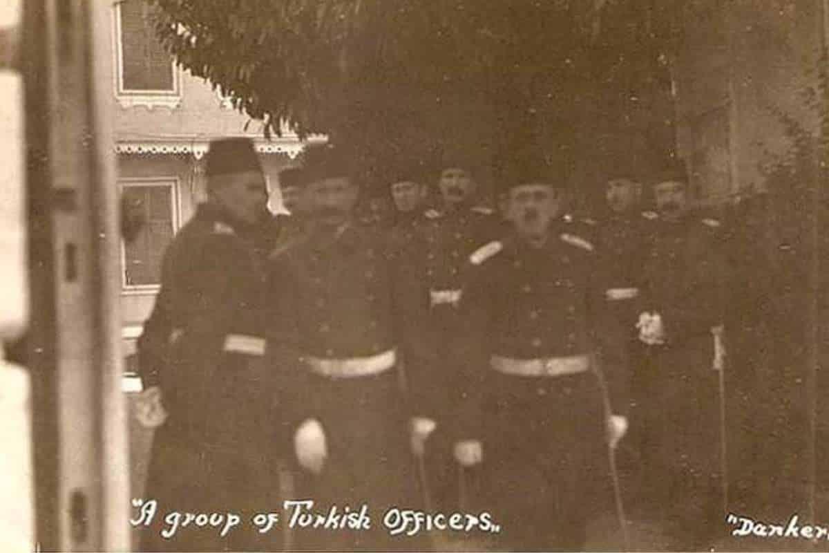 hilafet ordusu askerleri